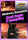 Video: Dometria - Cock Tease & Trampling