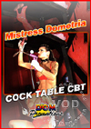 Video: Dometria - Cock Table CBT
