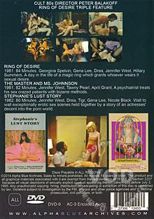 Peter Balakoff Triple Feature - The Master And Ms. Johnson