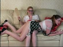 A spanking is needed