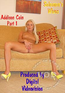 Solomon's Wives - Addison Cain Part 1