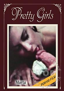Pretty Girls #100: Marta Box Cover