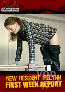New Resident Irelynn - First Week Report Box Cover