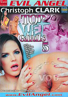 Top Wet Girls 5 Box Cover