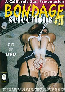 Bondage Selections 26 Box Cover