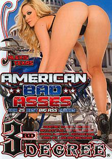 American Bad Asses Box Cover