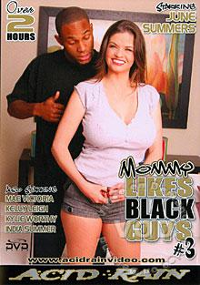 Mommy Likes Black Guys #3 Box Cover