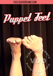 Puppet Feet Box Cover