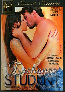 Exchange Student Box Cover - Login to see Back