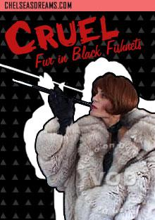 Cruel Fur In Black Fishnets Box Cover