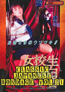 Classic Japanese Bondage Vol. 21 Box Cover
