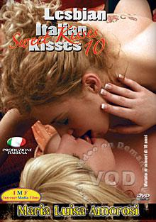 Lesbian Italian Kisses 10 - Sweet Kisses Box Cover