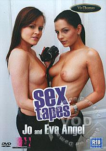 Sex Tapes - Jo And Eve Angel Box Cover