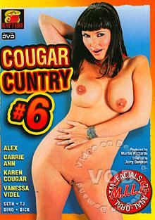Cougar Cuntry #6