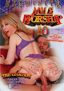 MILF Worship 10 Box Cover