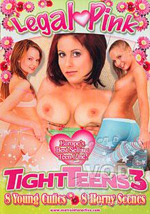 Tight Teens 3 Box Cover