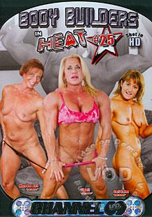 Body Builders In Heat #25 Box Cover
