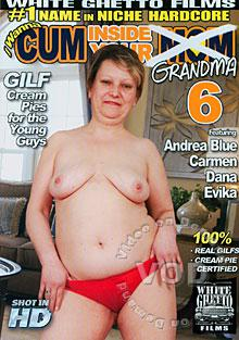 I Wanna Cum Inside Your Grandma 6 Box Cover