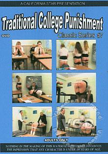 Traditional College Punishment #7 Box Cover