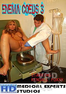 Enema Coeds 3 - Kendall Foxxx Box Cover