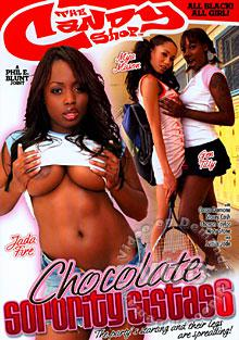 Chocolate Sorority Sistas 6 Box Cover
