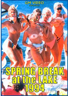 Spring Break At The Lake 1994 Box Cover