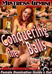 Conquering The Balls Box Cover