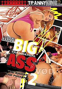 Big Transsexual Ass 2 Box Cover