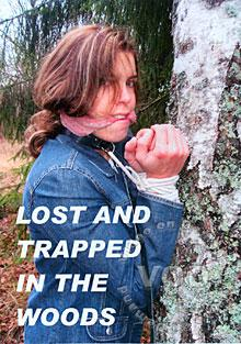 Lost And Trapped In The Woods Box Cover