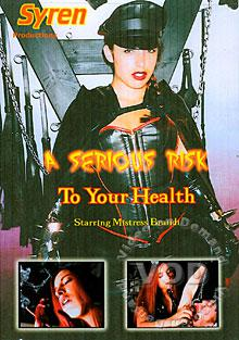 A Serious Risk To Your Health Box Cover