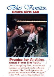 Golden Girls 148: Promise Her Anything Box Cover