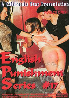 English Punishment Series #17 Box Cover