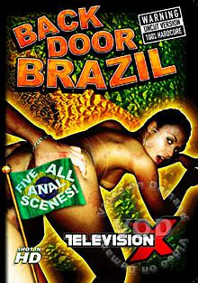 Backdoor Brazil Box Cover