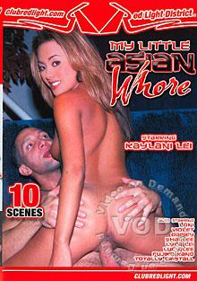 My Little Asian Whore Box Cover