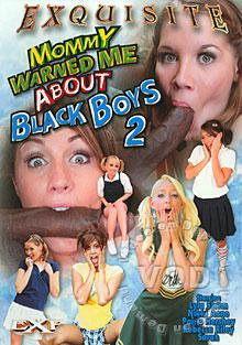 Mommy Warned Me About Black Boys 2 Box Cover