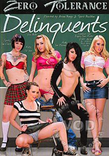 Delinquents Box Cover