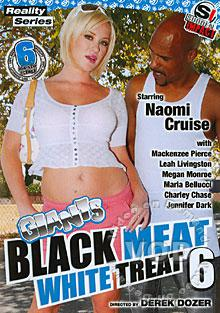 Giants Black Meat White Treat 6 Box Cover