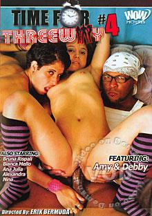 Time For Threeway #4 Box Cover