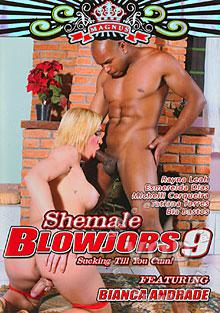 Shemale Blowjobs 9 Box Cover