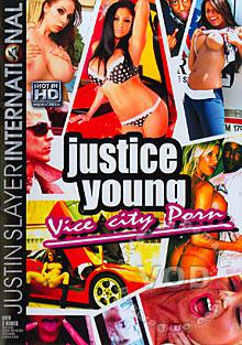 Justice Young - Vice City Porn