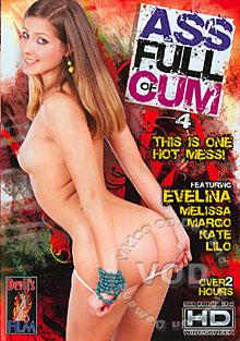 Ass Full Of Cum 4 Box Cover