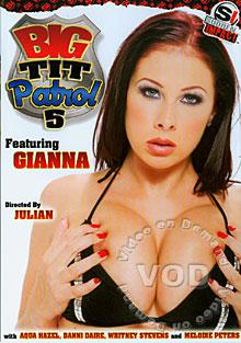 Big Tit Patrol 5 Box Cover