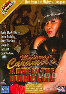 Madam Caramel - A Day In The Dungeon Box Cover
