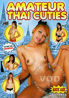 Amateur Thai Cuties Box Cover