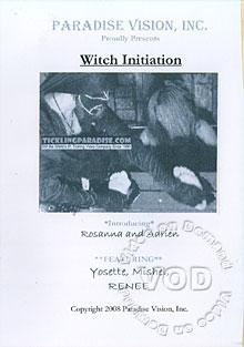 Witch Initiation Box Cover