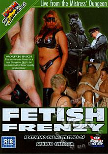 Fetish Frenzy Box Cover