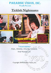 Ticklish Nightmares Box Cover