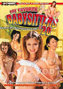 My Favorite Babysitters 20 Box Cover