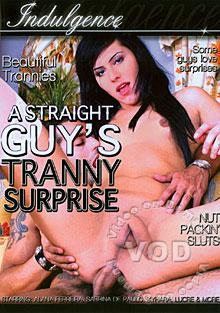 A Straight Guy's Tranny Surprise