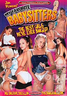 My Favorite Babysitters Box Cover